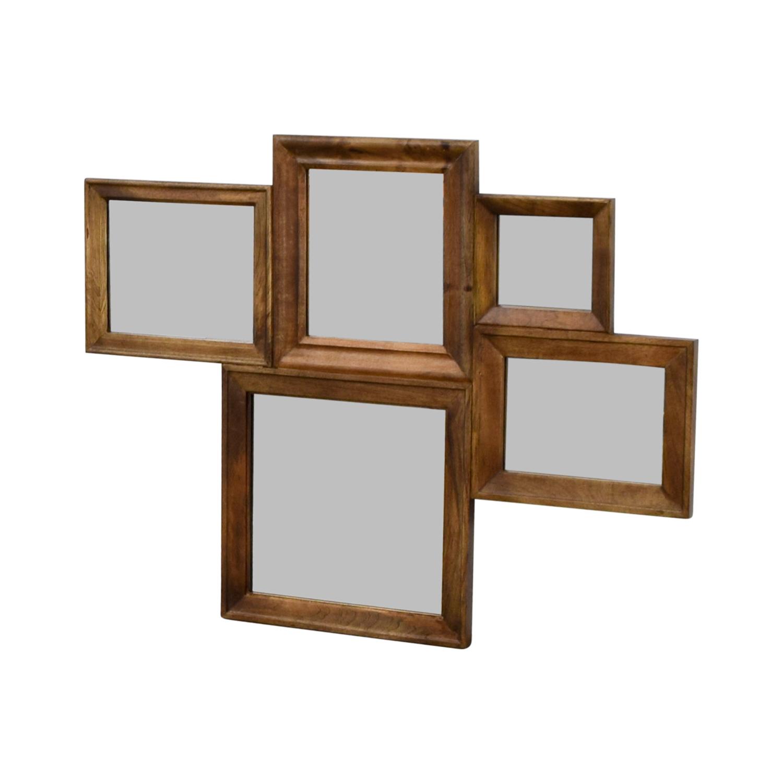 buy West Elm Jigsaw Mirror West Elm Mirrors