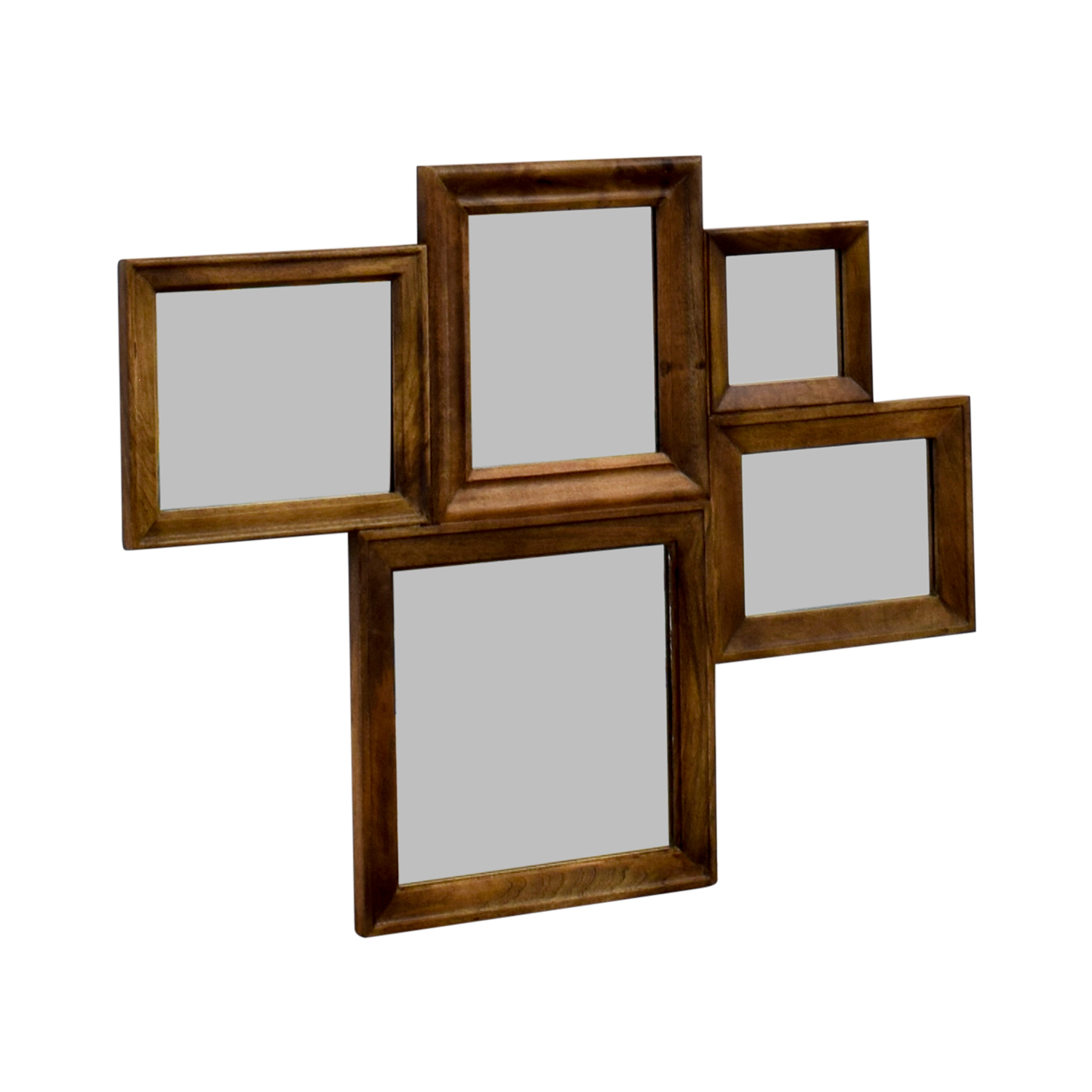 West Elm West Elm Jigsaw Mirror price