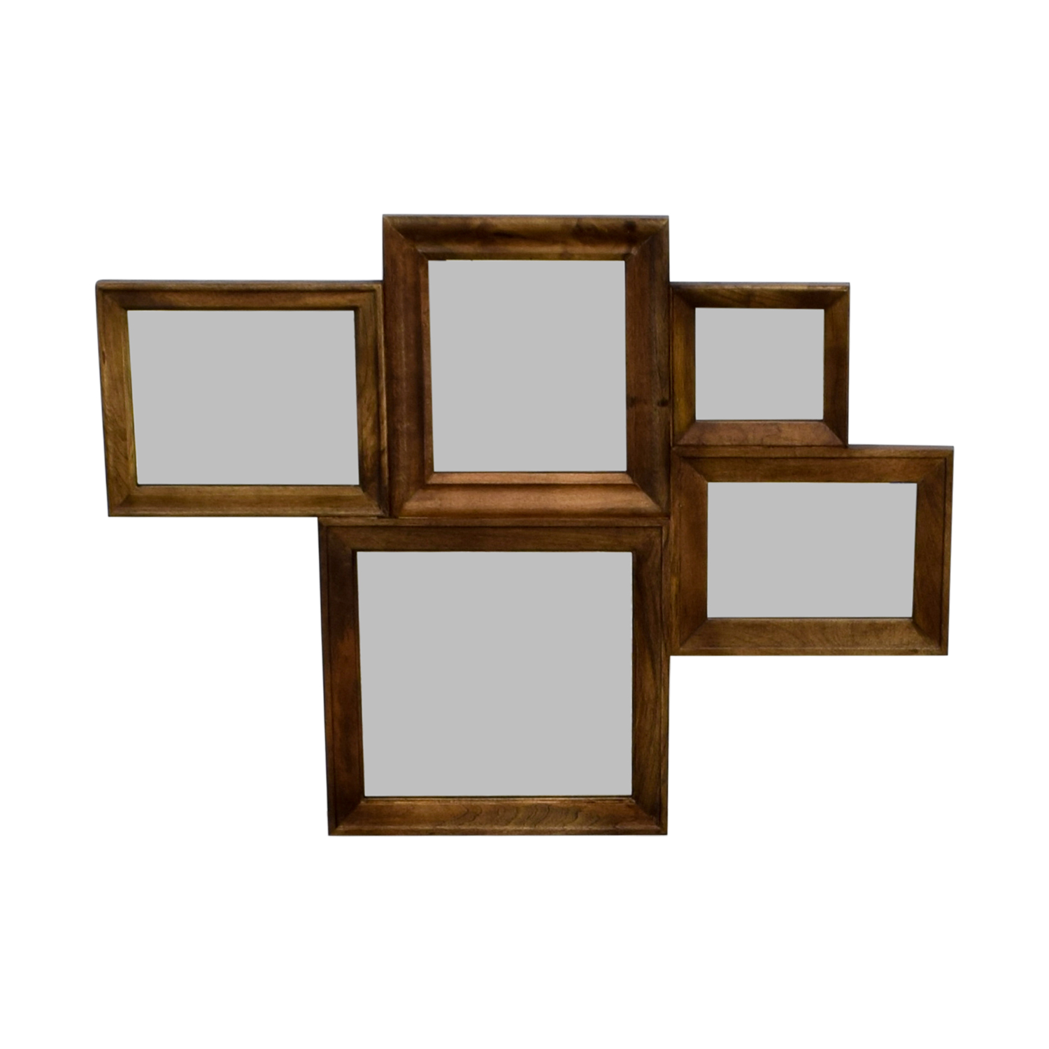 West Elm Jigsaw Mirror / Decor