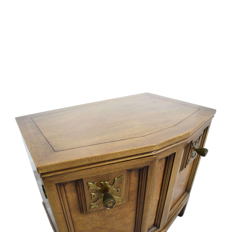 Romweber Nightstand with Storage sale
