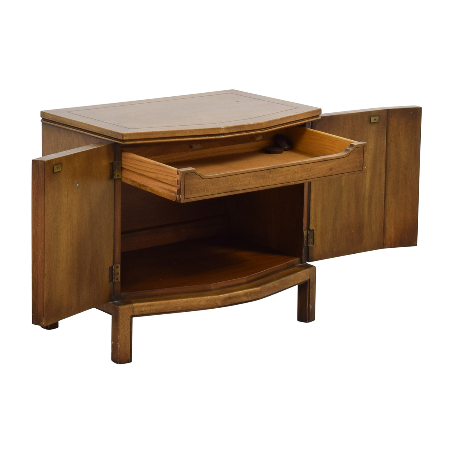 Romweber Romweber Nightstand with Storage for sale