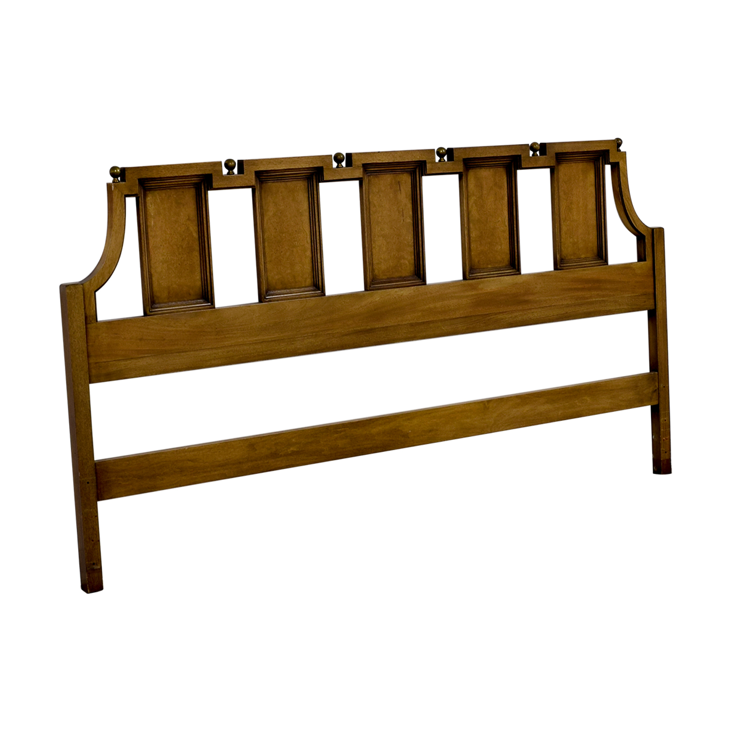 Romweber Romweber Wood King Headboard dimensions