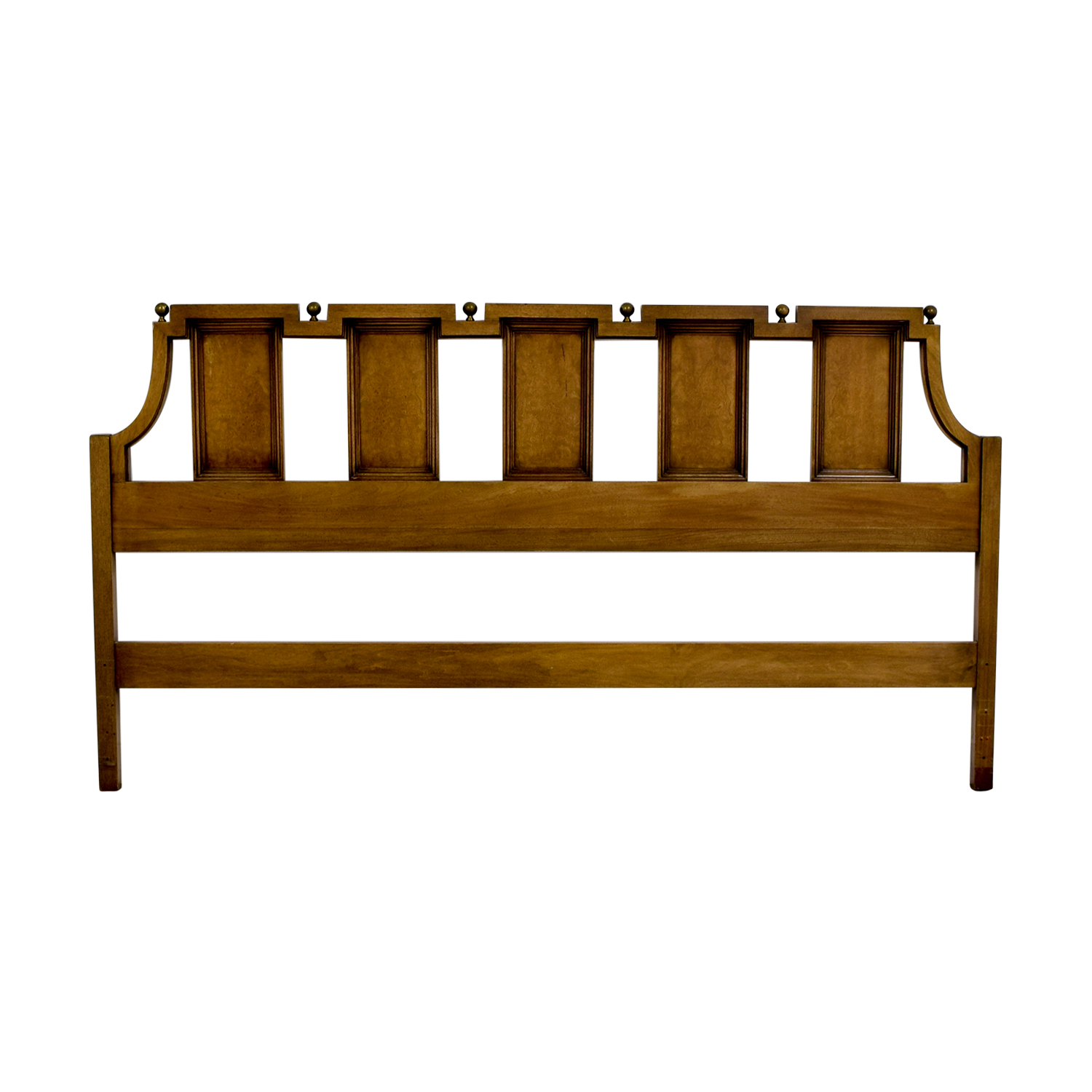 Romweber Romweber Wood King Headboard nyc