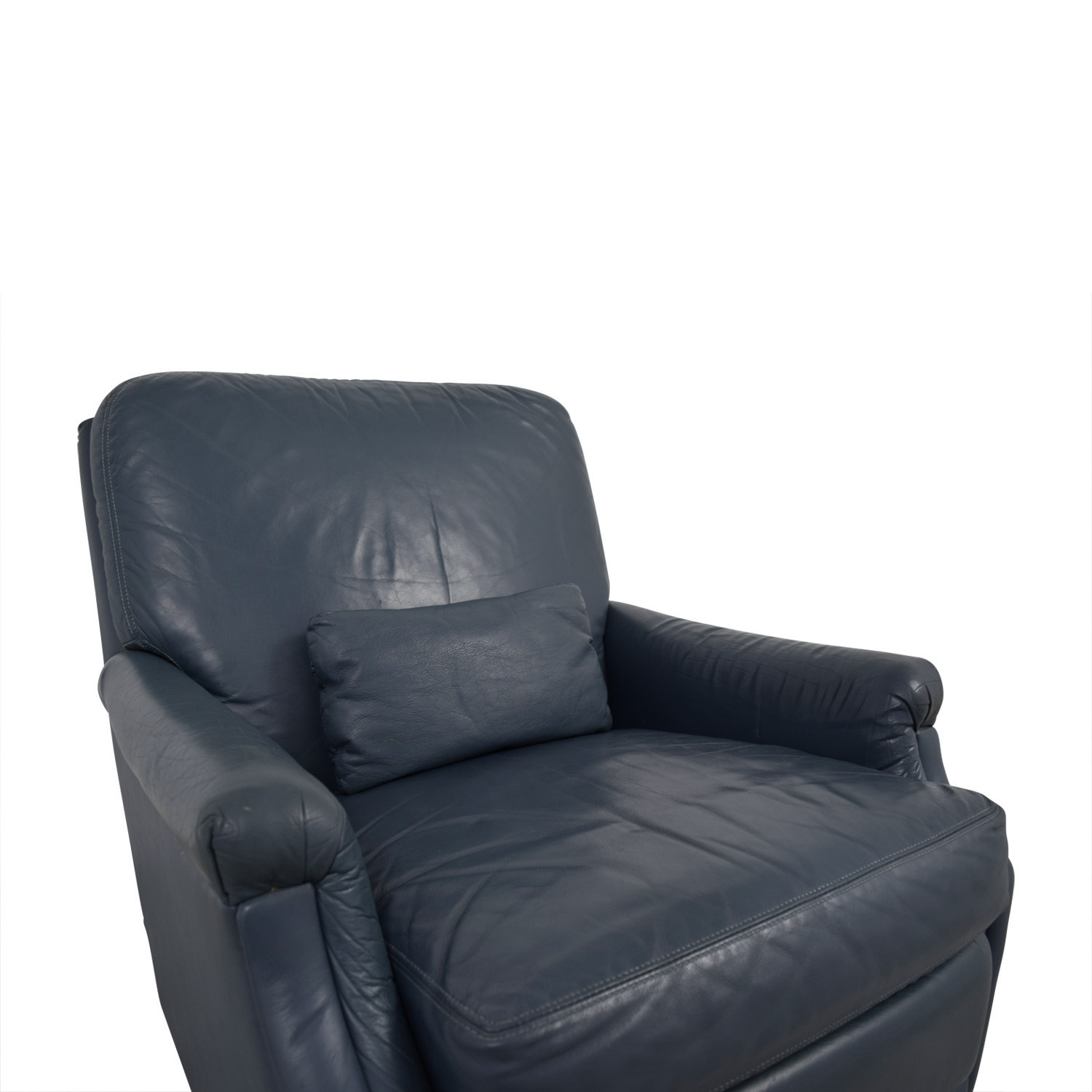 Barcalounger Barcalounger Manual Reclining Arm Chair nj