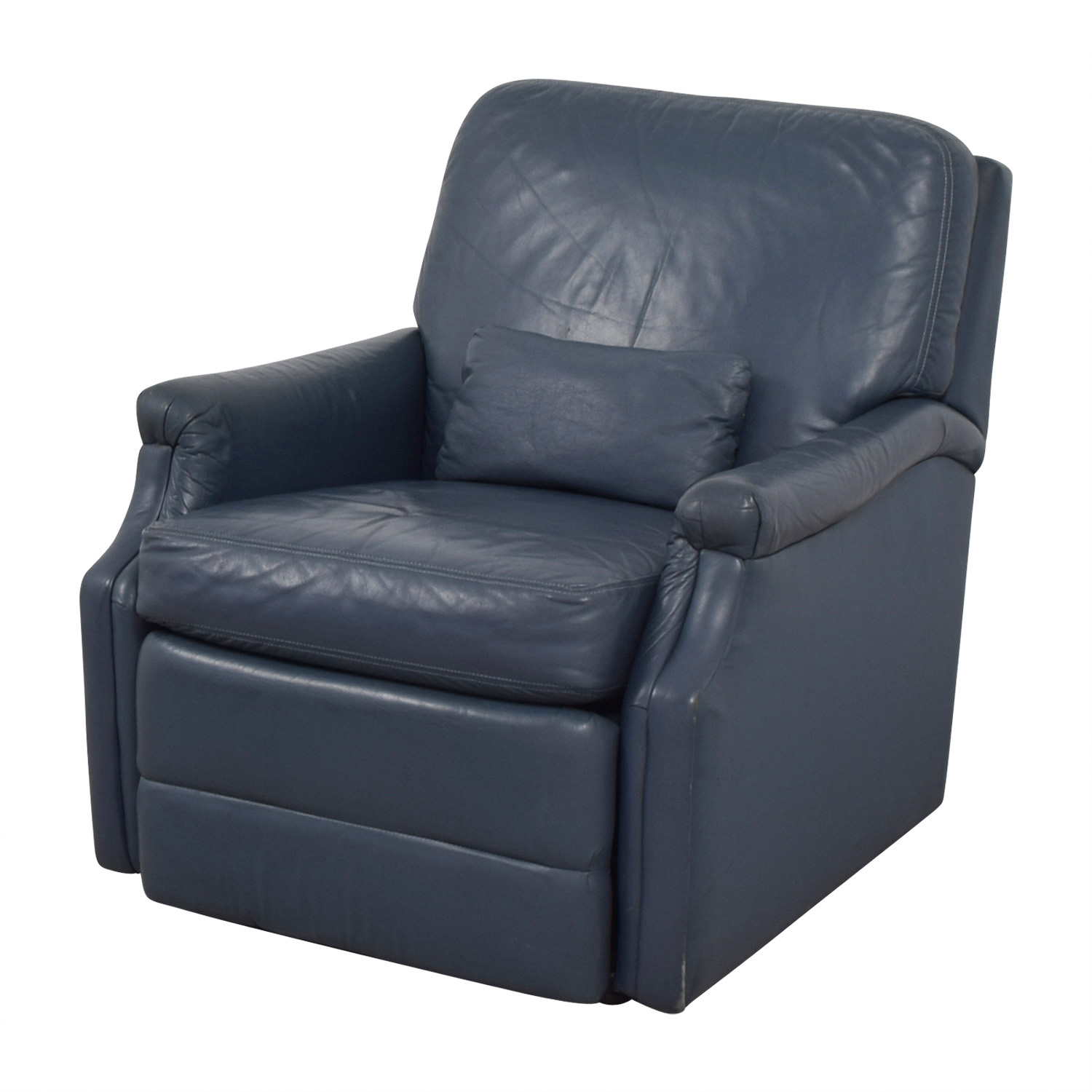 shop Barcalounger Manual Reclining Arm Chair Barcalounger Recliners