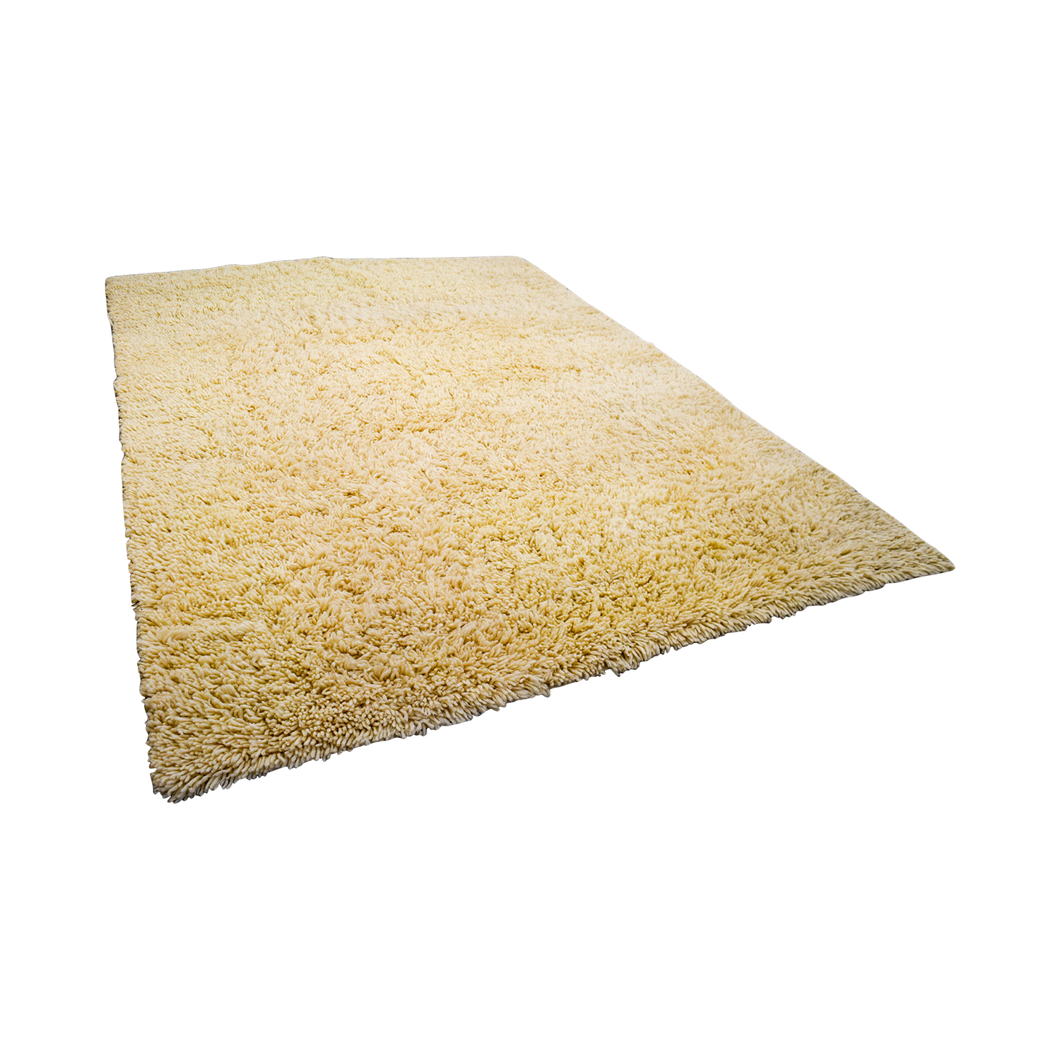 shop Antrim Rugs Cream Wool Calculator Shag Rug Antrim Rugs Rugs