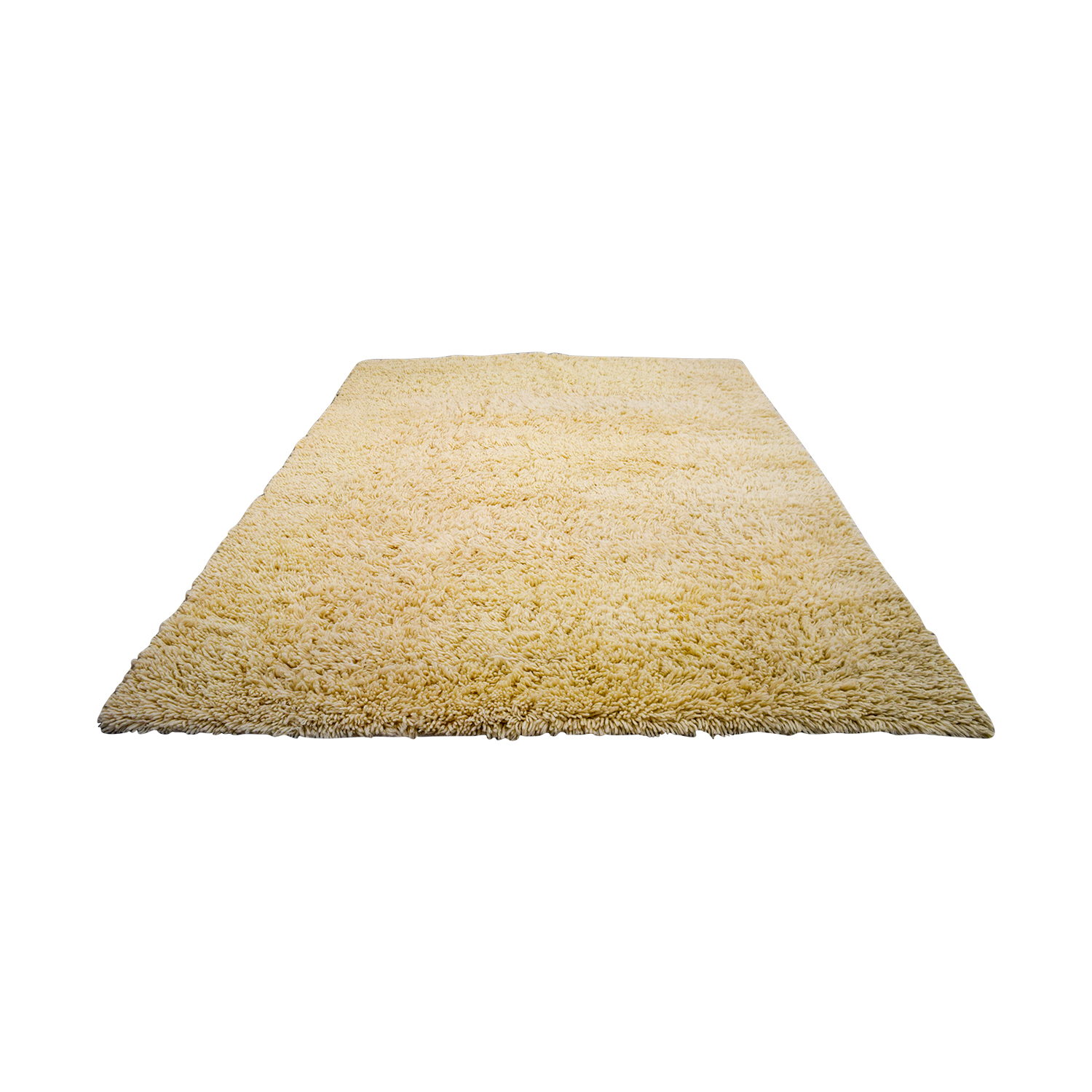 shop Antrim Rugs Cream Wool Calculator Shag Rug Antrim Rugs Decor