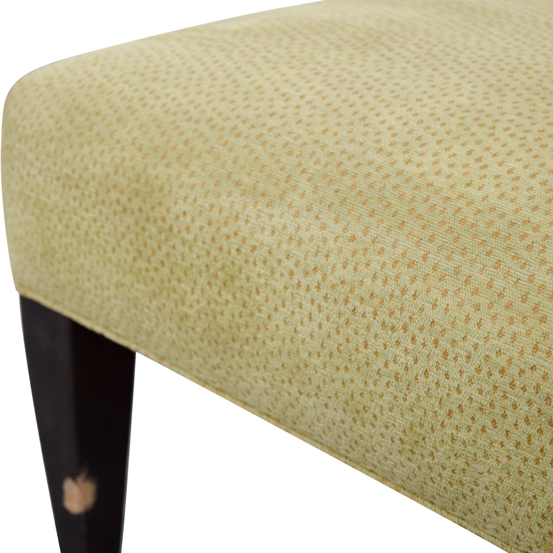 Custom Yellow Club Chairs / Chairs