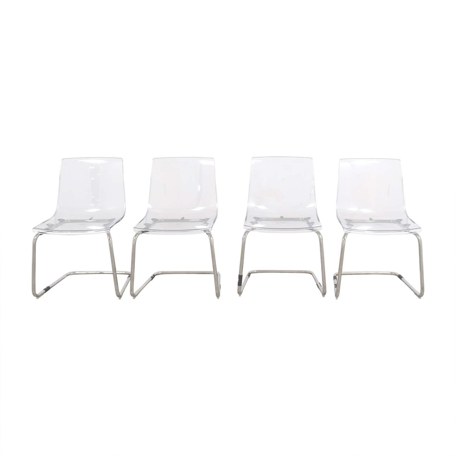 IKEA IKEA Tobias Ghost Chairs coupon