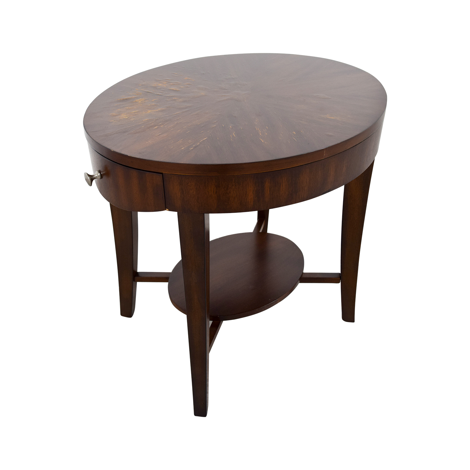 Raymour and Flannigan Raymour and Flanigan Round Side Table price