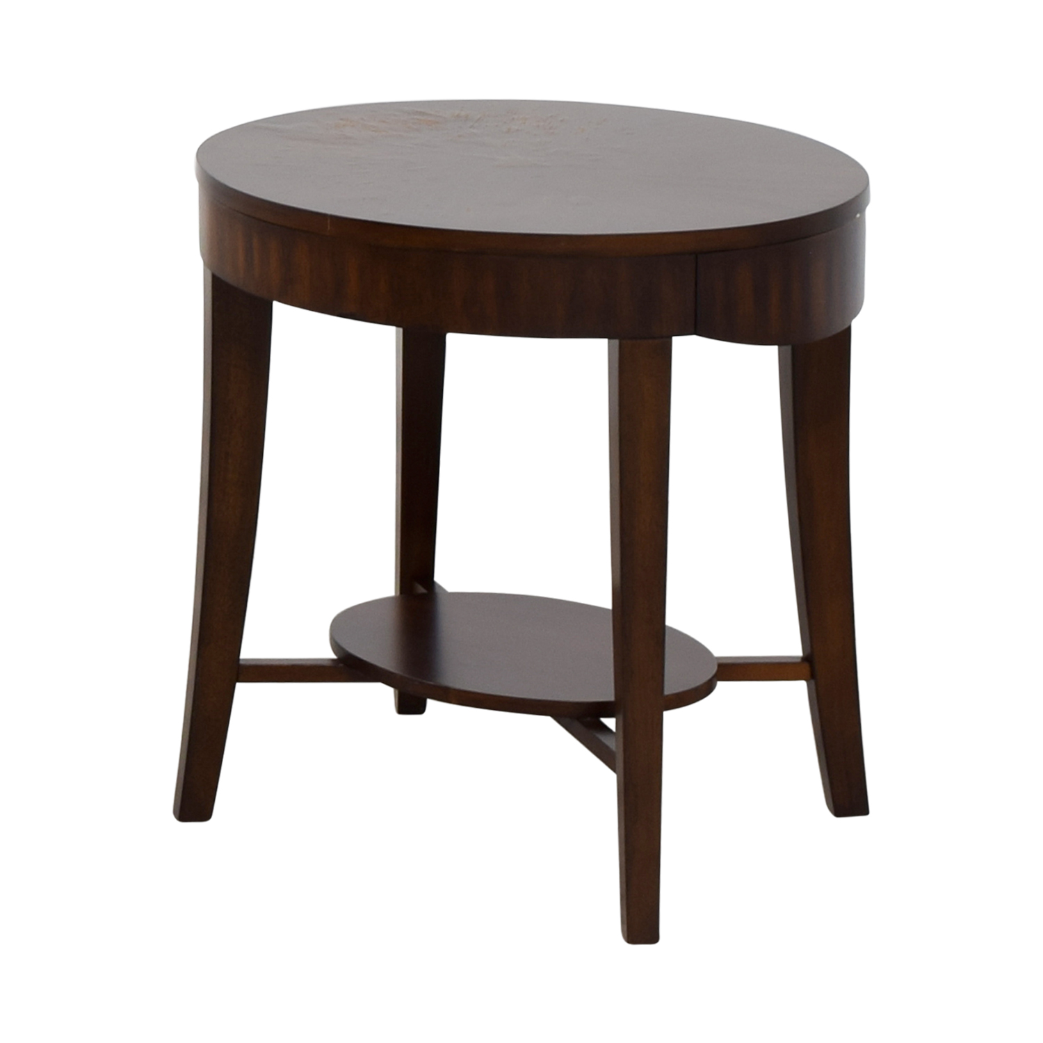 Raymour and Flannigan Raymour and Flanigan Round Side Table dimensions