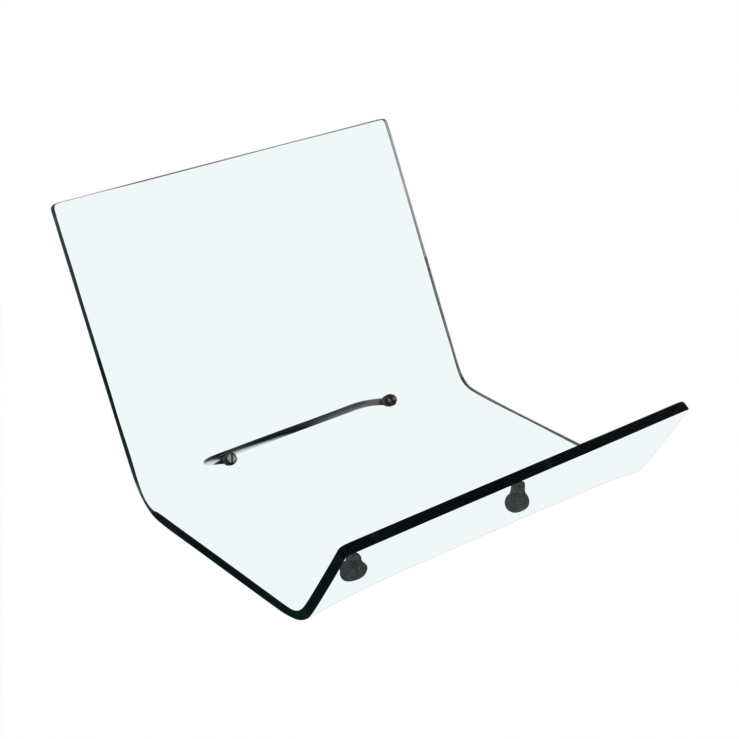 buy Fiam Ghost Magazine Rack Fiam Decor
