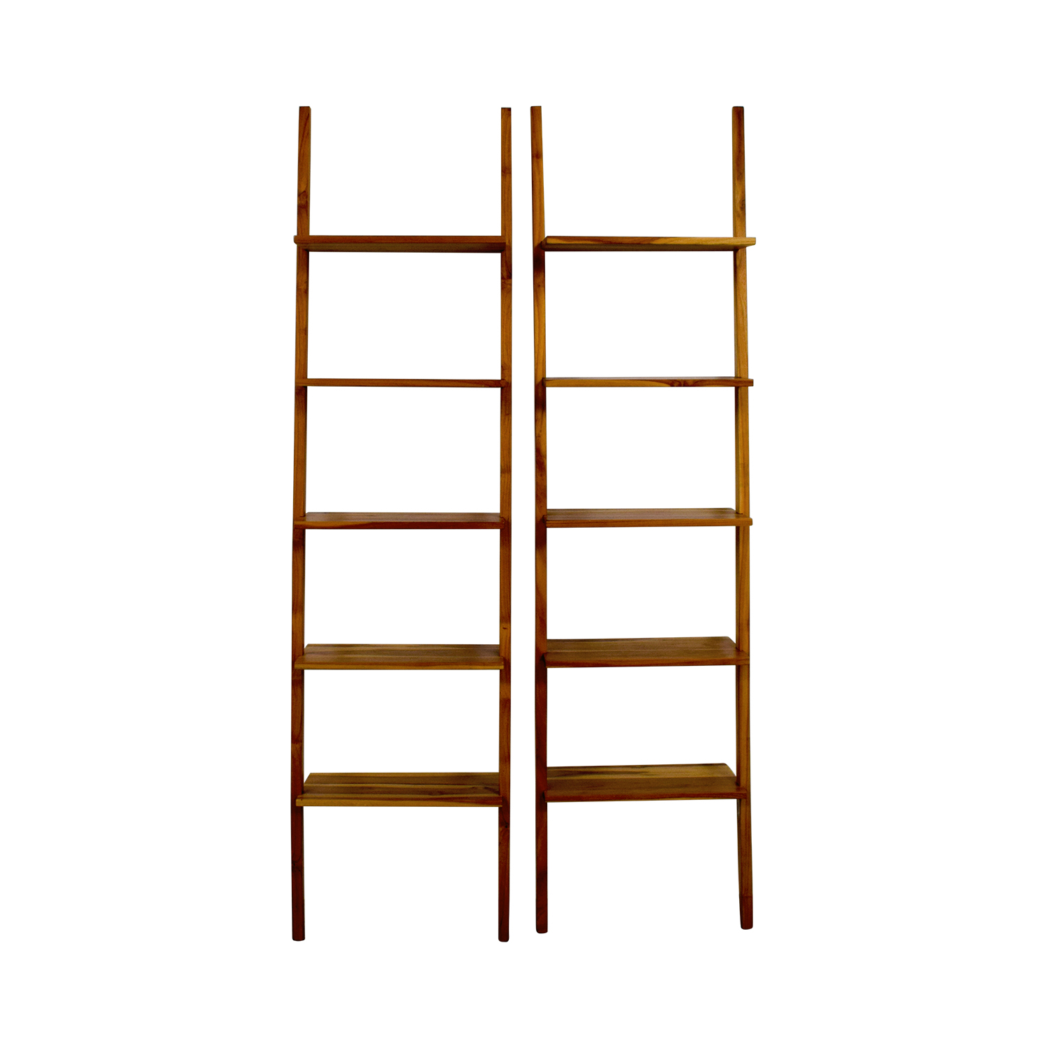 shop Room & Board Wood Ladder Bookshelves Room & Board Bookcases & Shelving