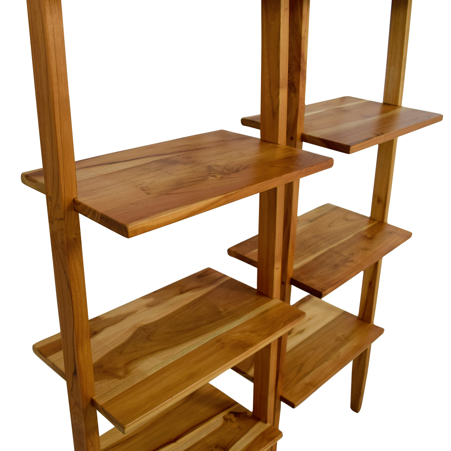 buy Room & Board Wood Ladder Bookshelves Room & Board Bookcases & Shelving