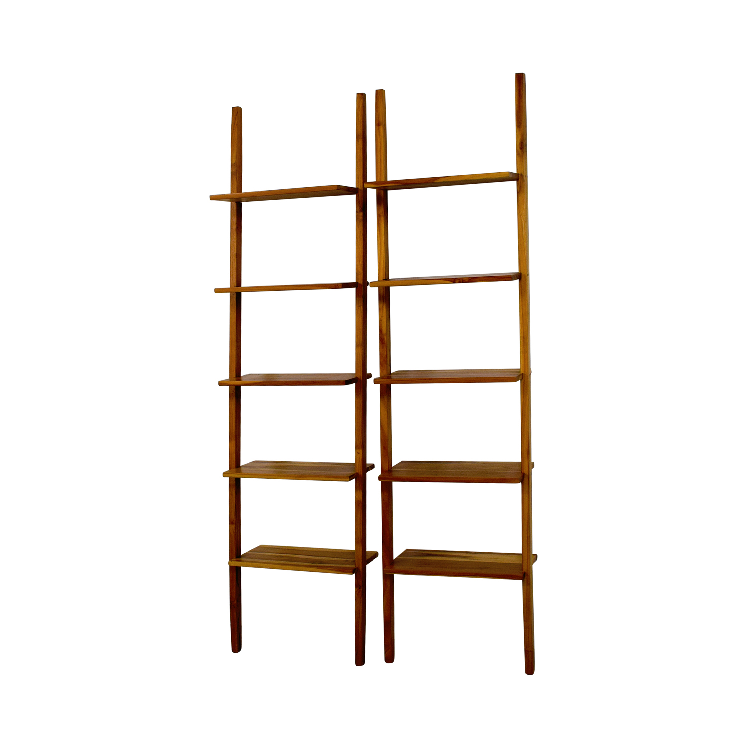 shop Room & Board Room & Board Wood Ladder Bookshelves online