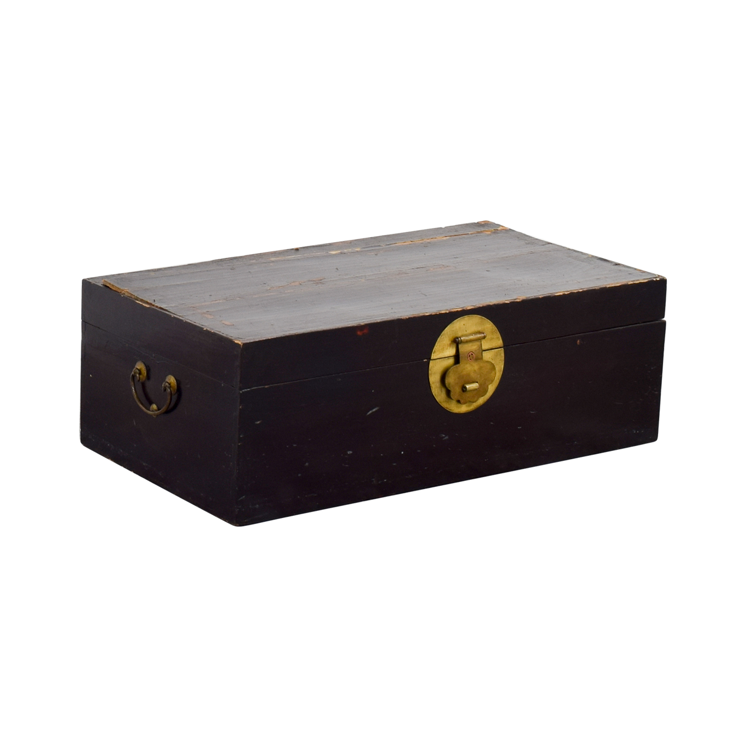 Antique Chinese Hope Chest with Brass Accent price