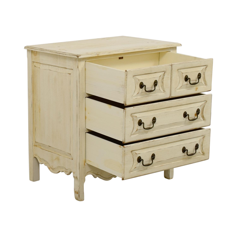Habersham Plantation Rustic Three-Drawer Dresser / Dressers