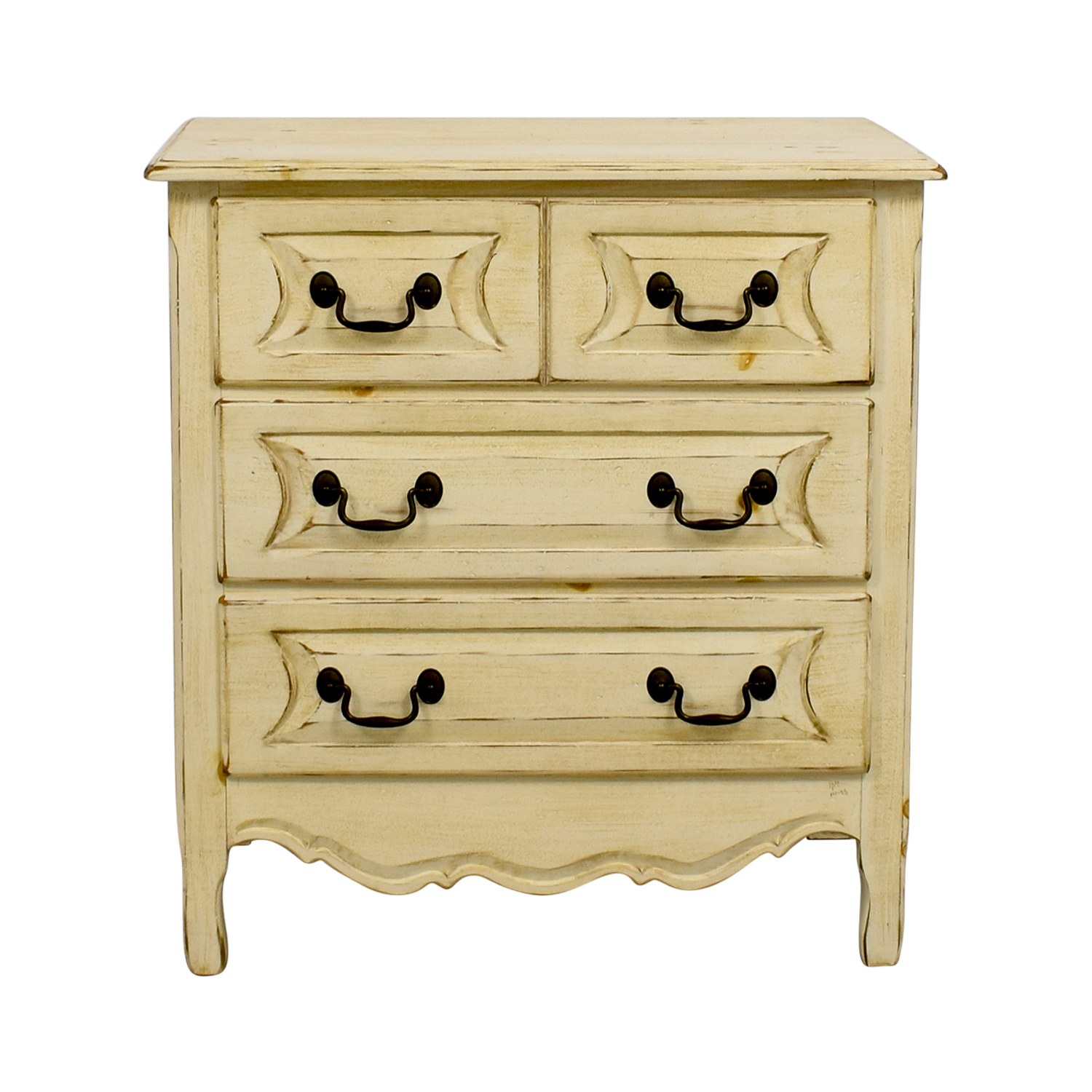 Habersham Plantation Habersham Plantation Rustic Three-Drawer Dresser discount