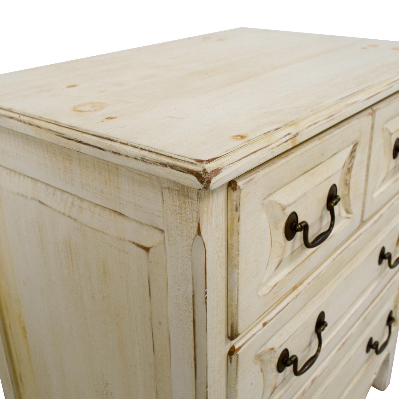 shop Habersham Plantation Rustic Three-Drawer Dresser Habersham Plantation Dressers