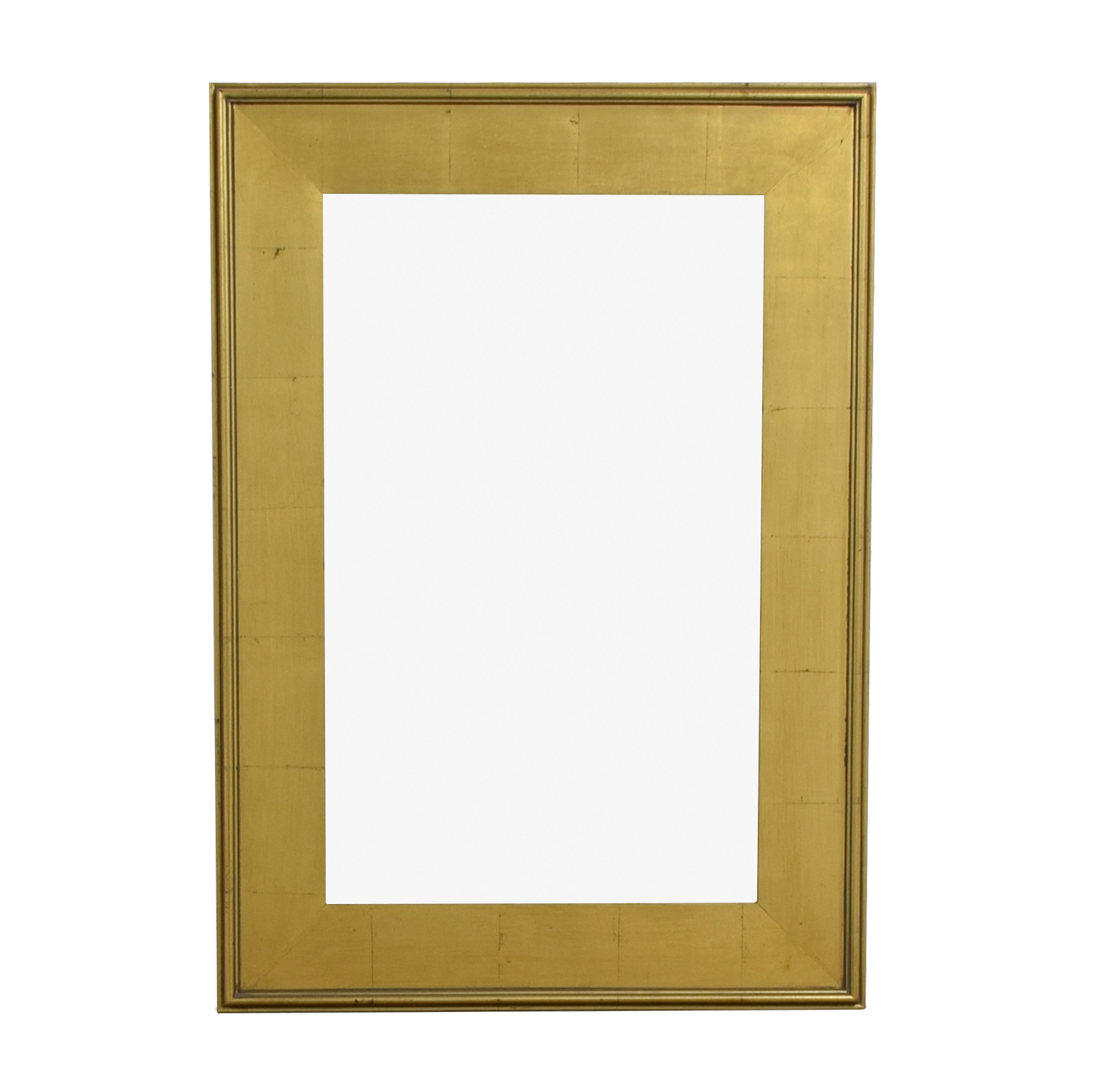 OFF Pottery Barn Pottery Barn Gold Framed Mirror Decor