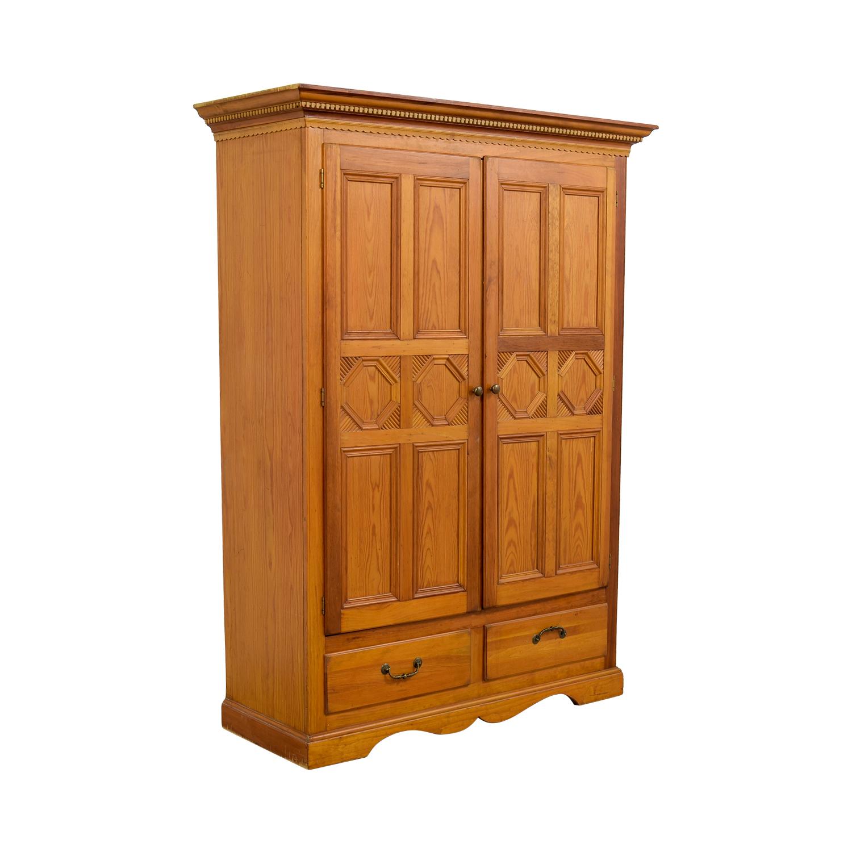 84% OFF - Lexington Furniture Lexington Weekend Retreat TV ...