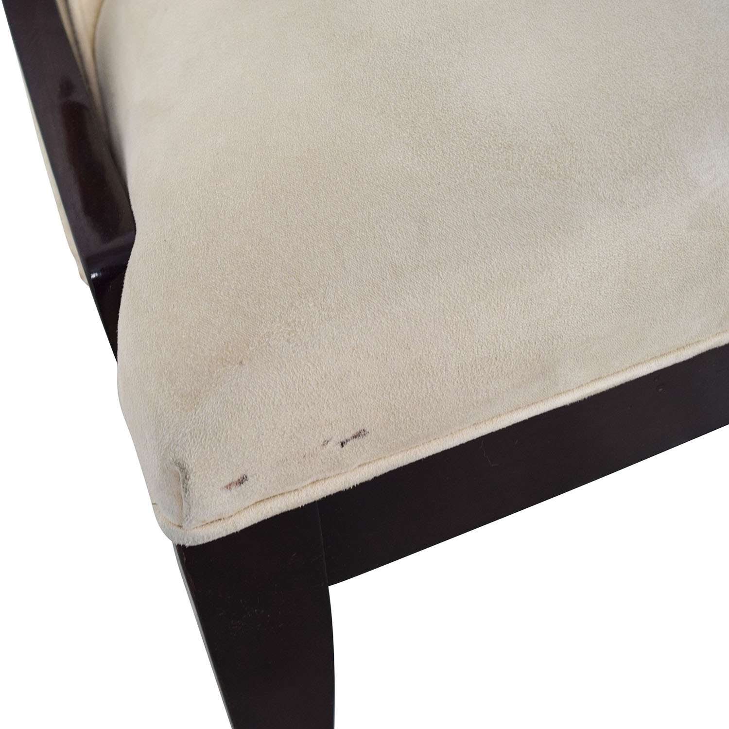Restoration Hardware Restoration Hardware Cream Upholstered Dining Chairs discount