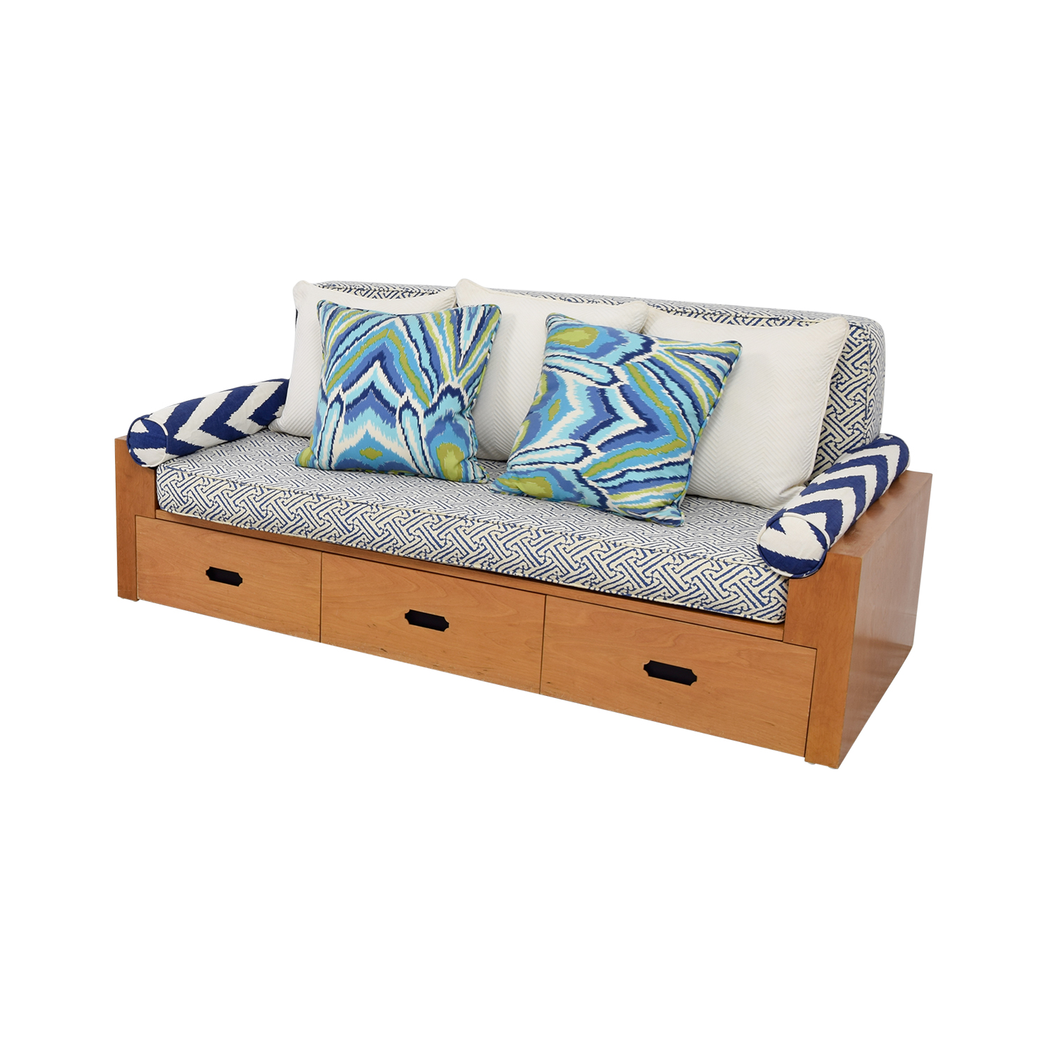 shop Custom Wood Daybed with Storage online