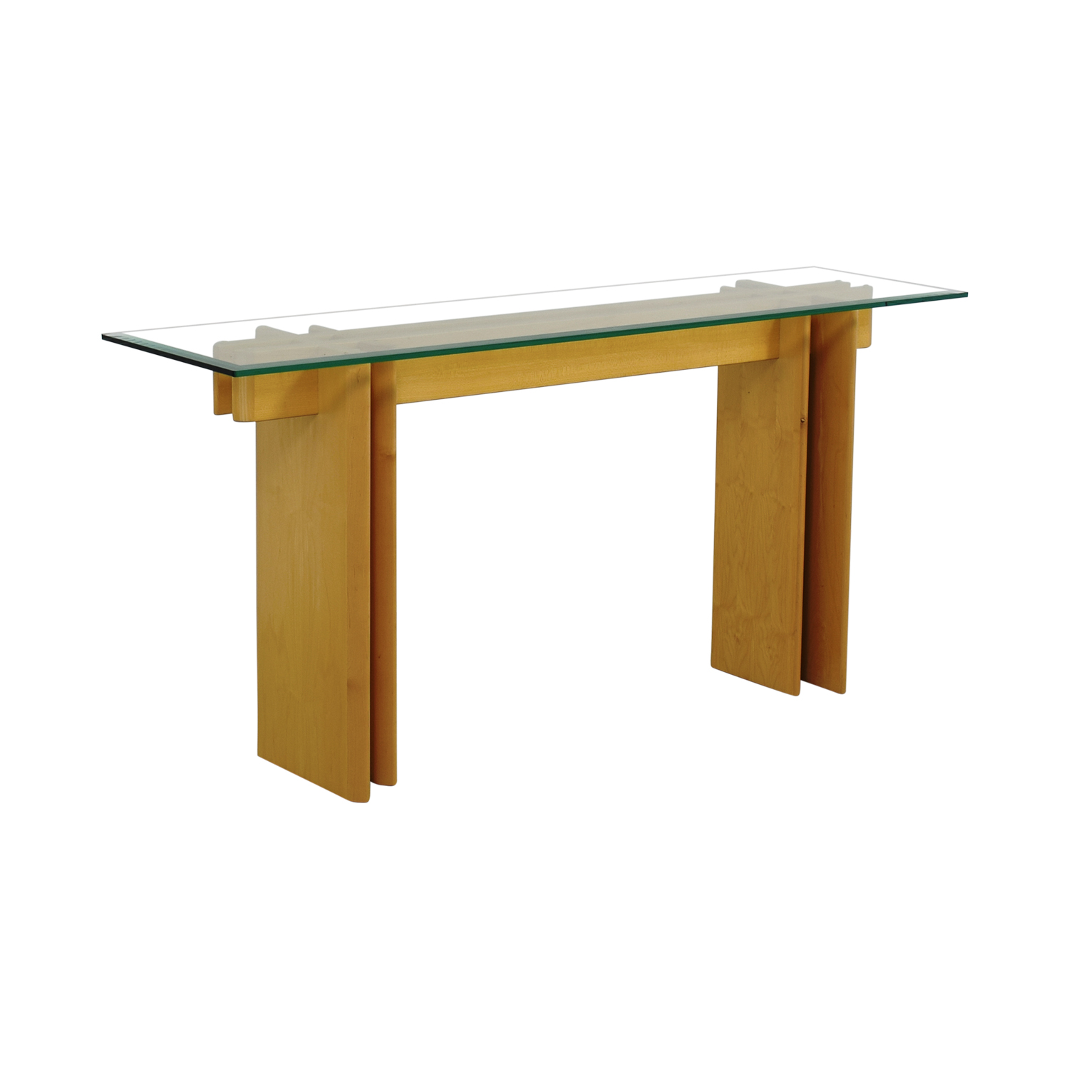 Scan Design Glass Accent Table Tables