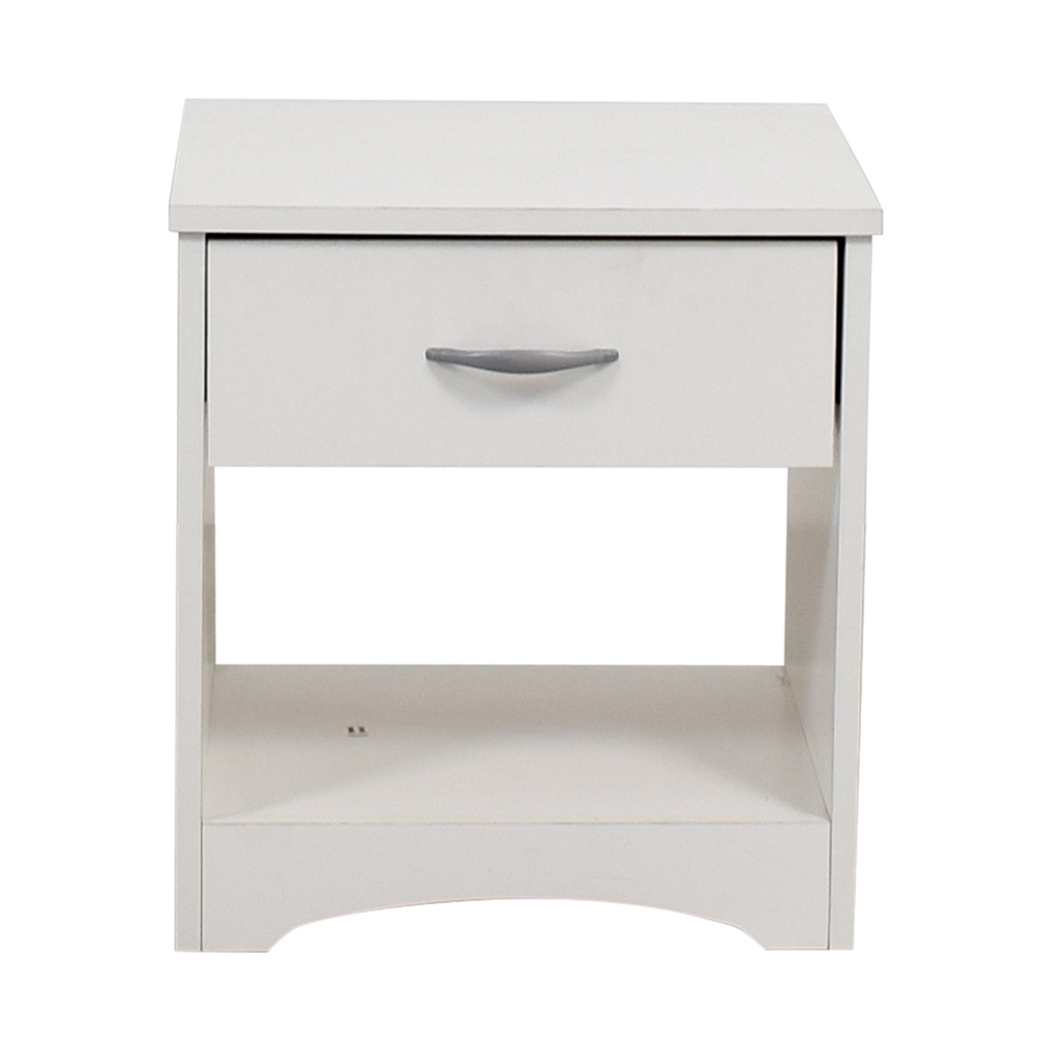 Wayfair Small White Nightstand / End Tables