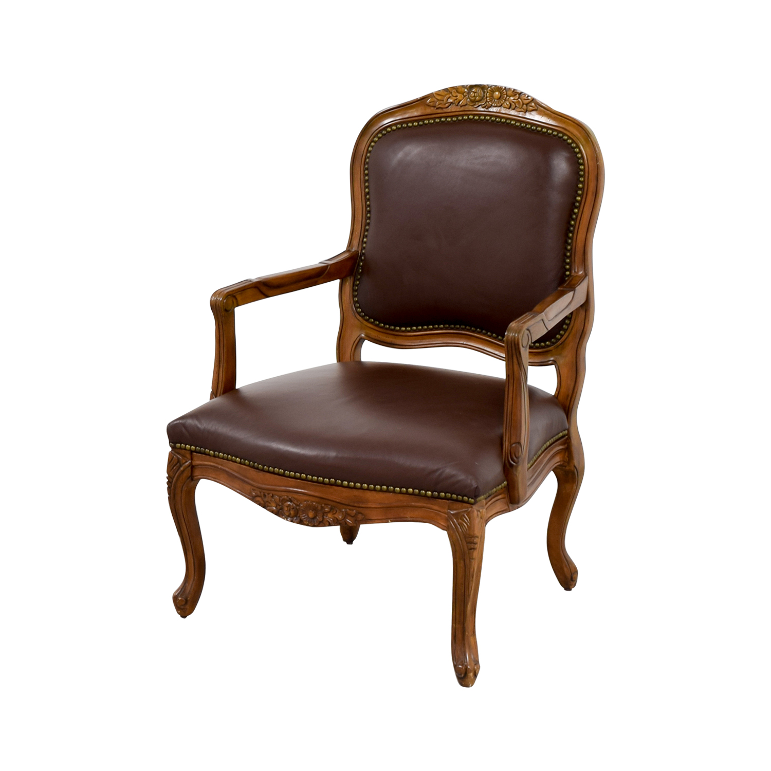 buy Leather Arm Chair