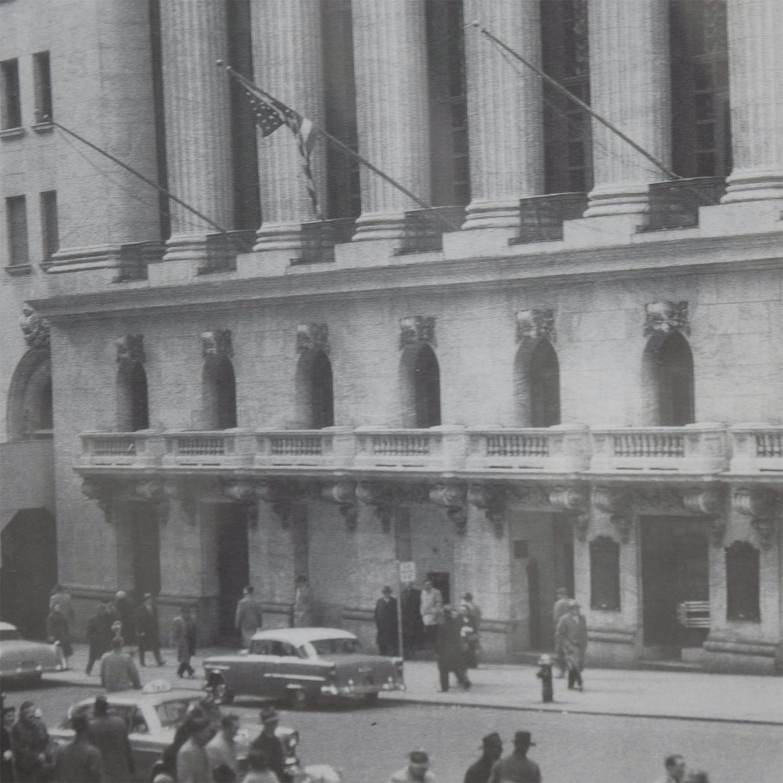 The Museum Collection The Museum Collection New York Stock Exchange Print coupon