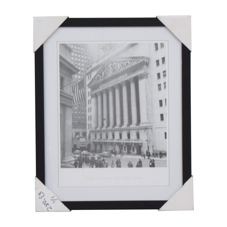 The Museum Collection The Museum Collection New York Stock Exchange Print price