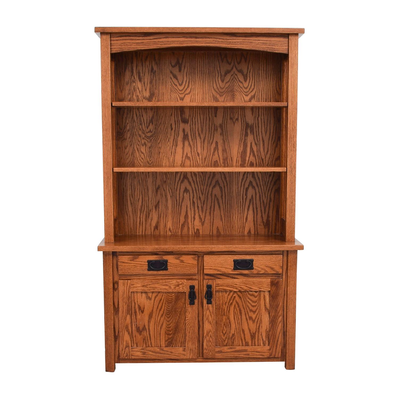 buy Amish Mission Hutch Amish Mission Furniture