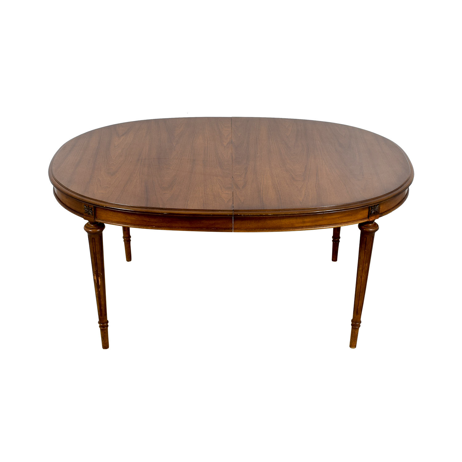 buy Wood Extendable Oval Dining Table online