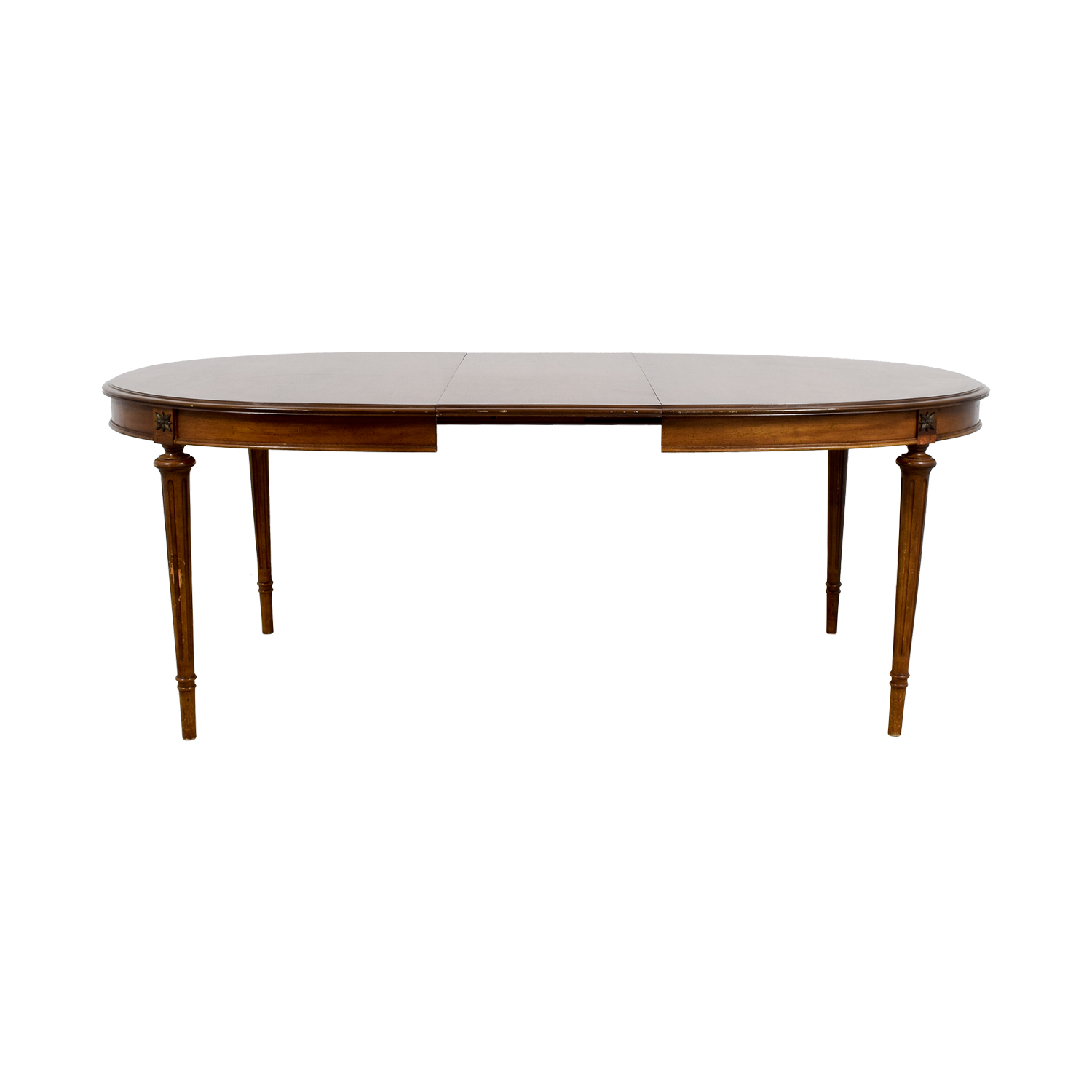 buy Wood Extendable Oval Dining Table
