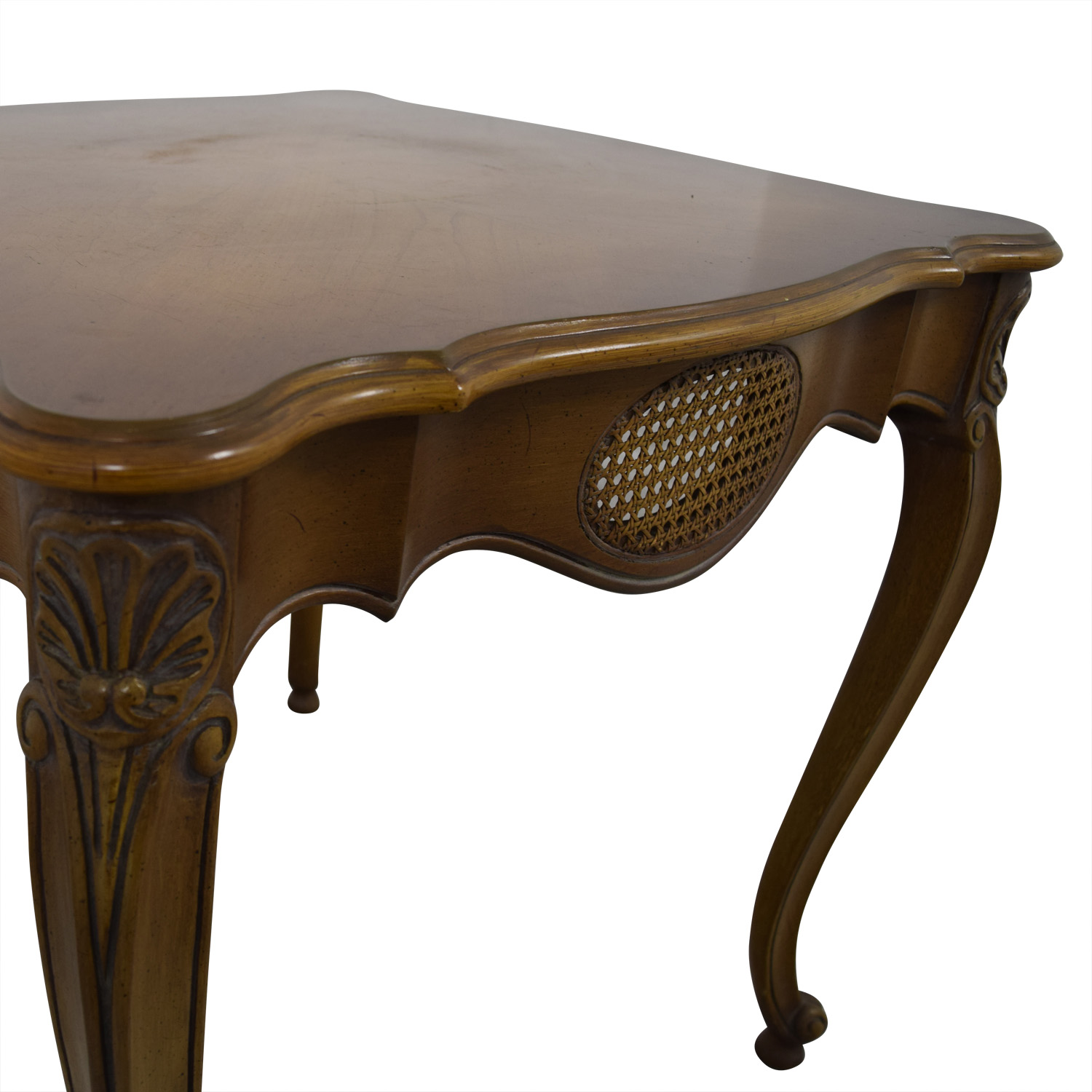 shop Vintage French Provincial End Table