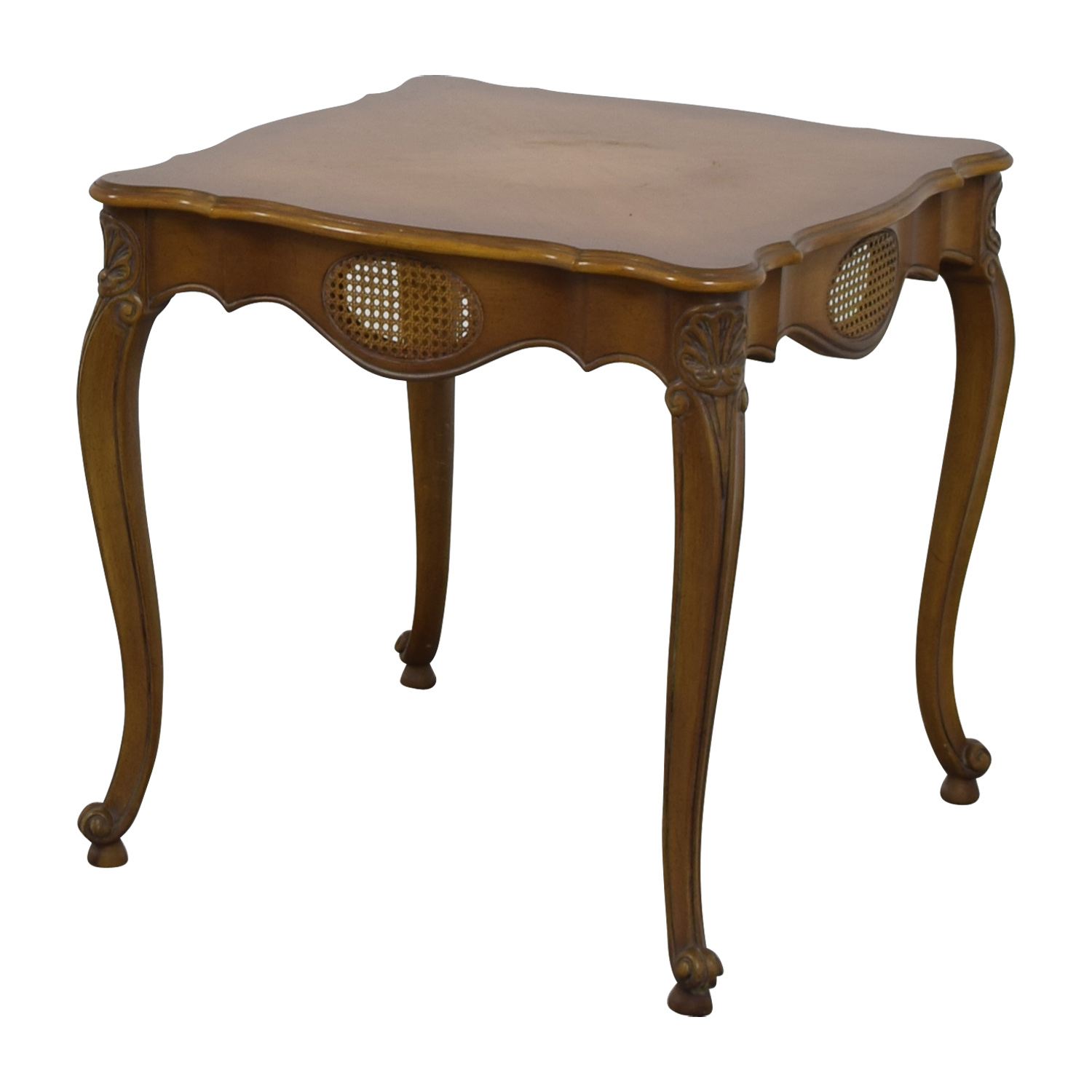Vintage French Provincial End Table