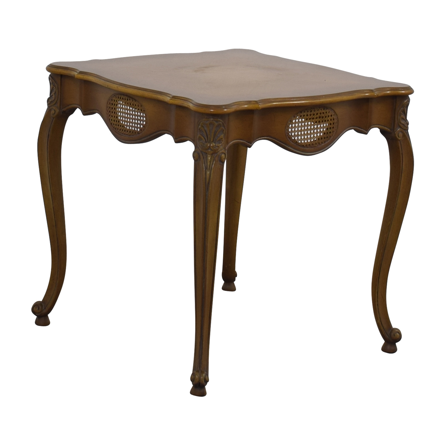 Vintage French Provincial End Table / Tables