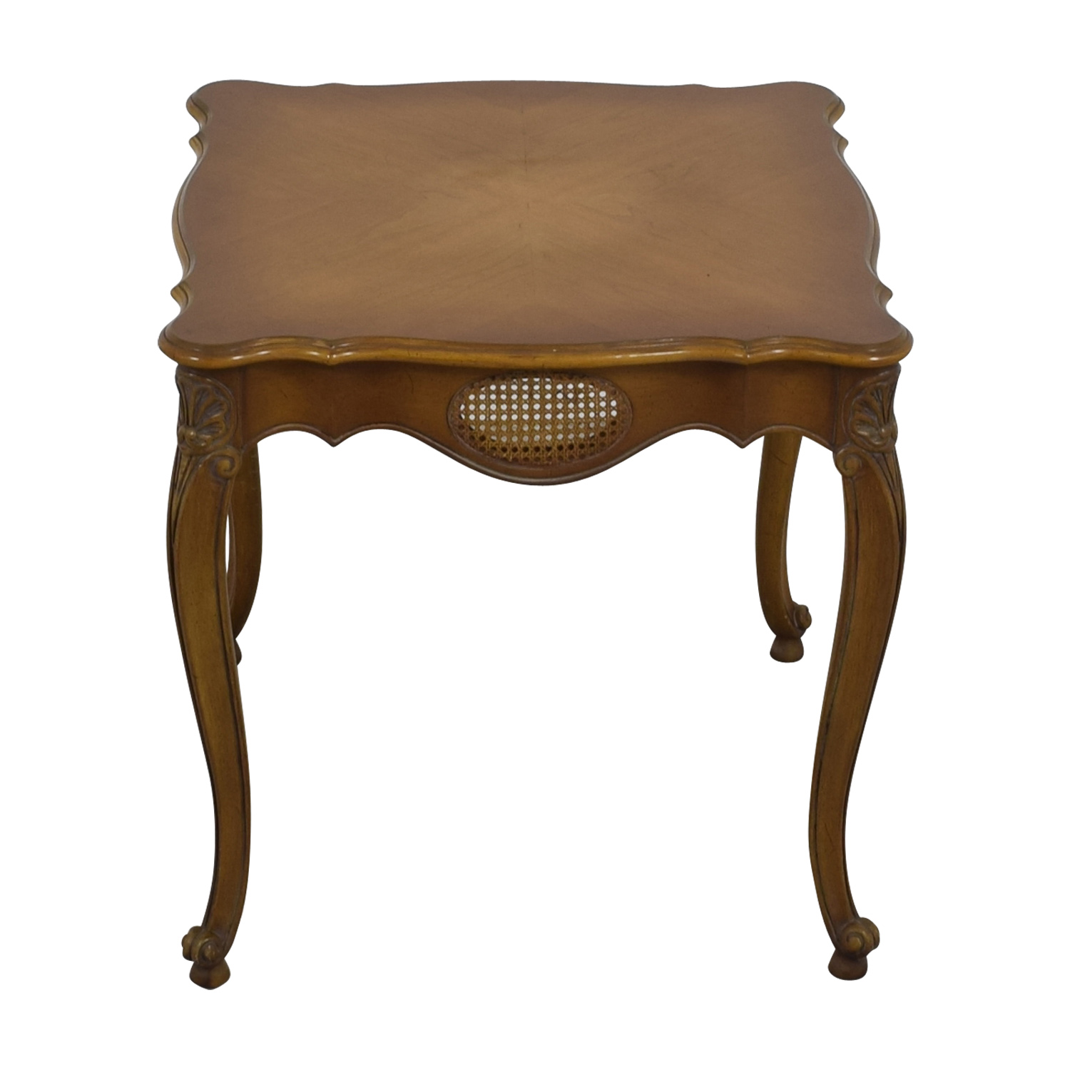 Vintage French Provincial End Table / End Tables