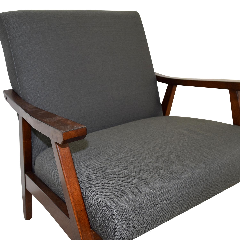 buy Coral Springs Coral Springs Dark Gray Side Chair online