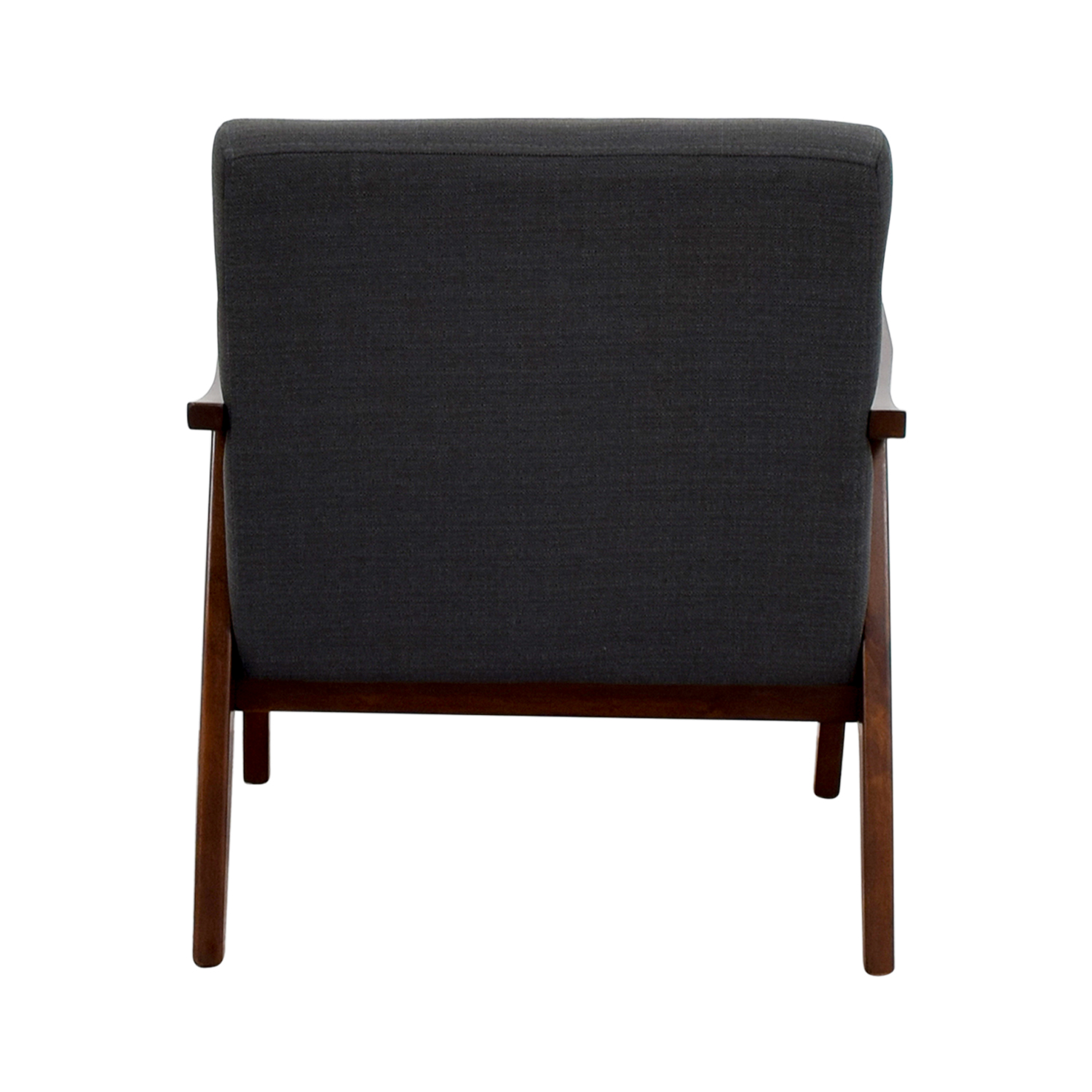 Coral Springs Coral Springs Dark Gray Side Chair second hand