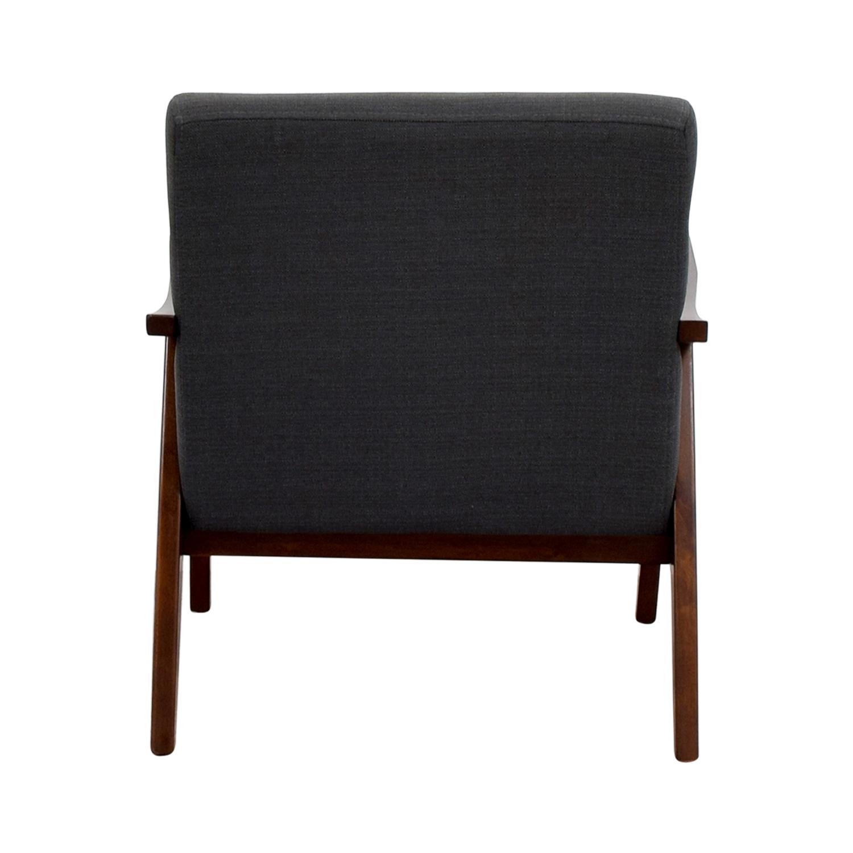 shop Coral Springs Coral Springs Dark Gray Side Chair online