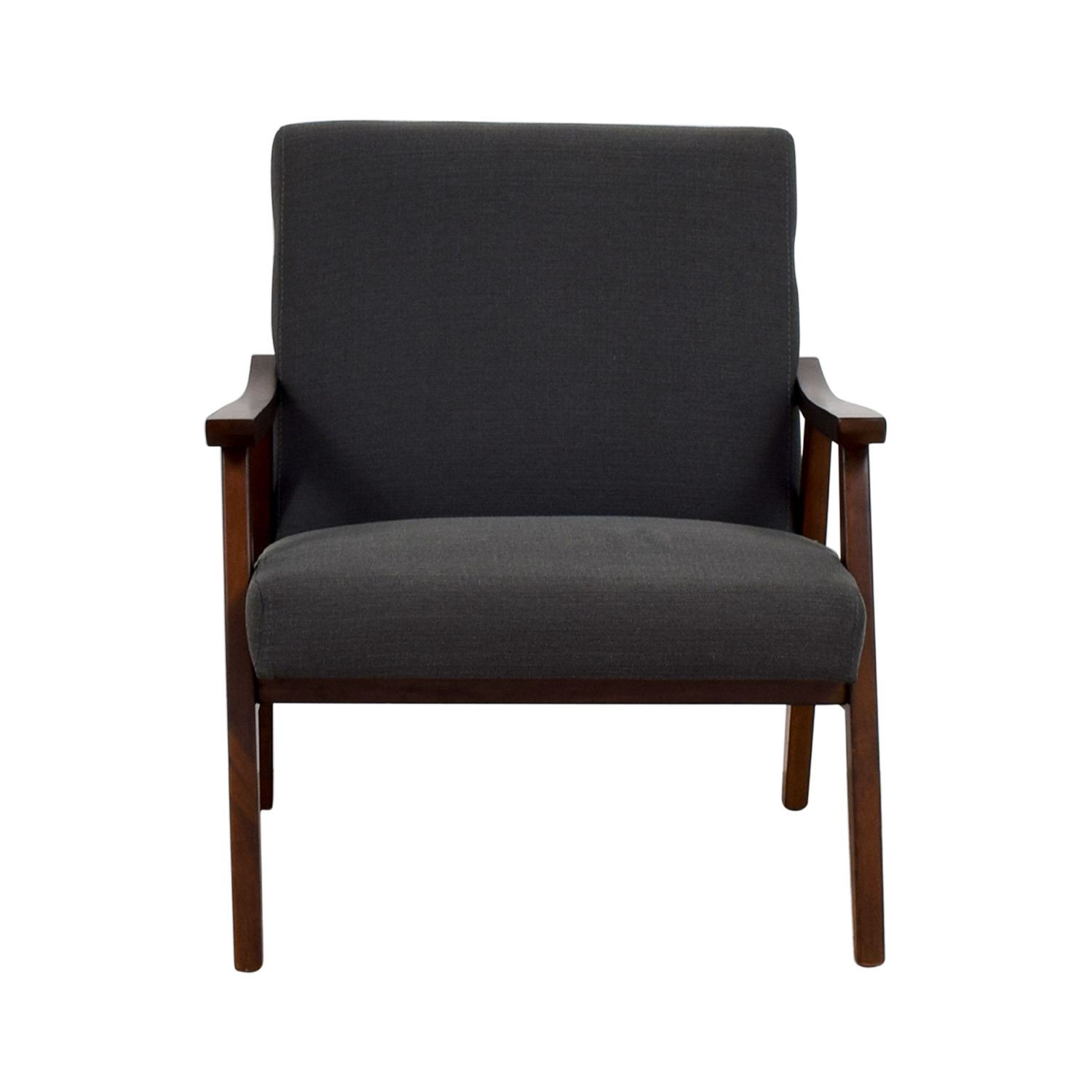 shop Coral Springs Dark Gray Side Chair Coral Springs Chairs