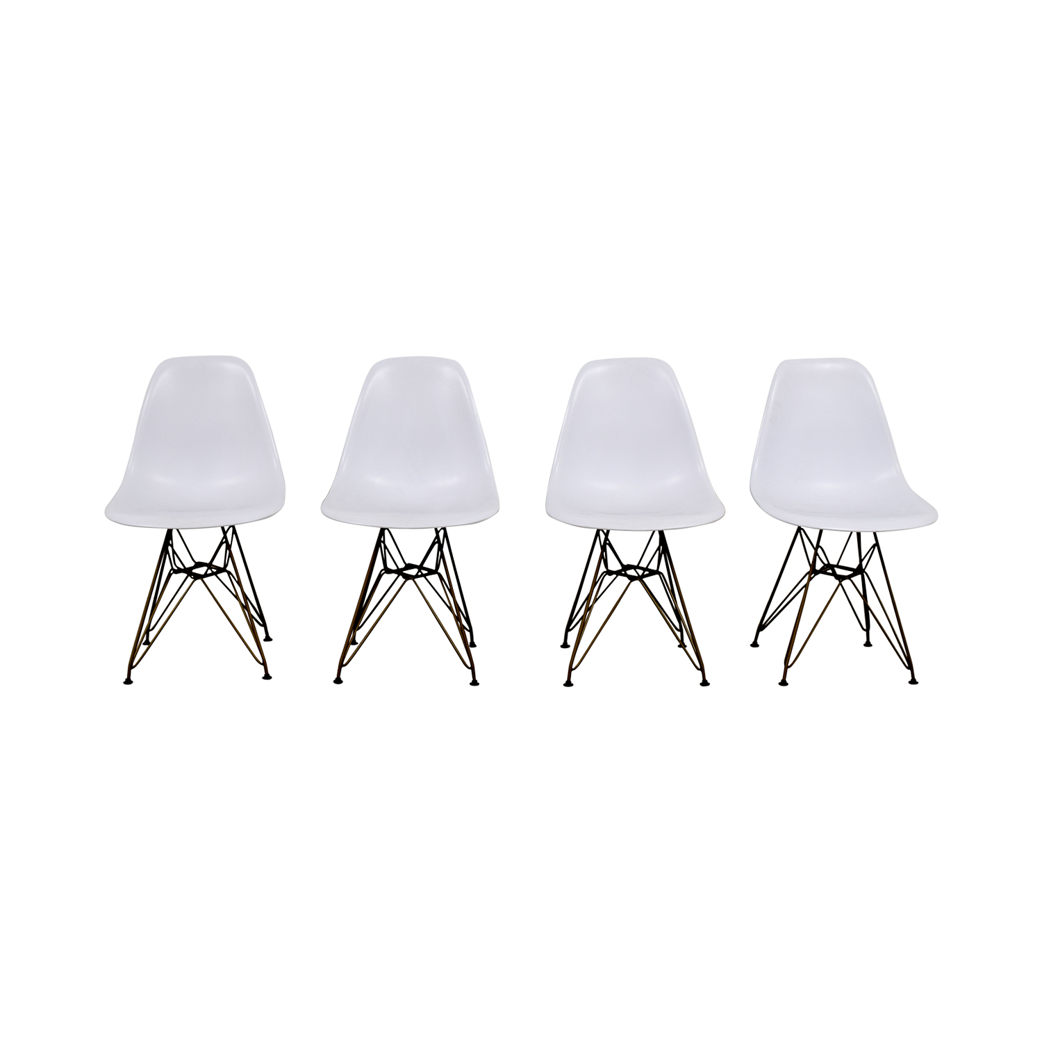 Junia Junia White Side Chairs for sale
