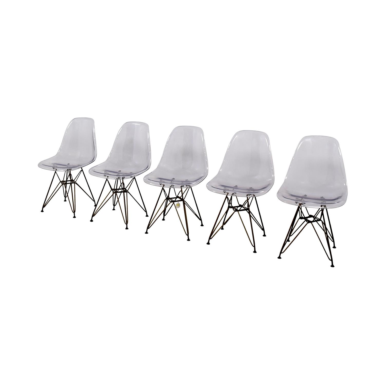 shop Junia Ghost Chairs Junia Chairs
