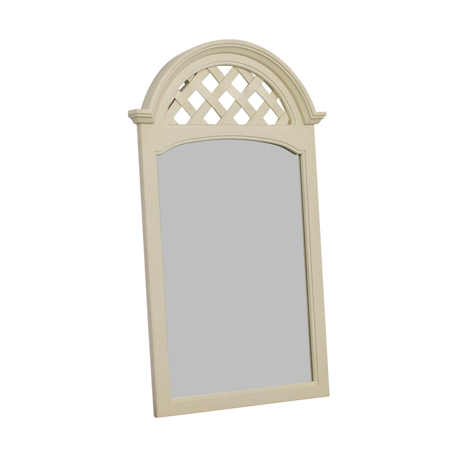 Stanley Furniture Stanley Furniture White Mirror on sale
