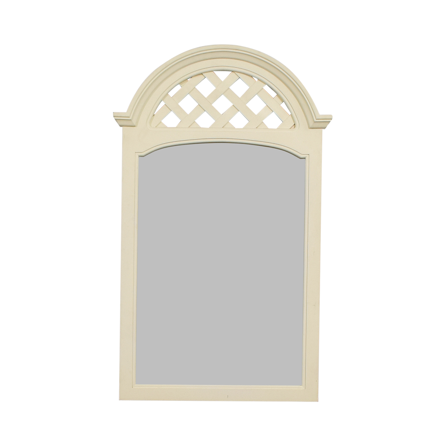 buy Stanley Furniture Stanley Furniture White Mirror online