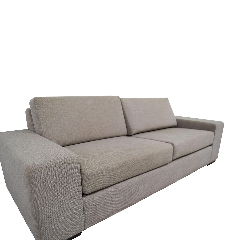 90 Off Lazzoni Lazzoni Bikom Grey Modular Sofa Sofas