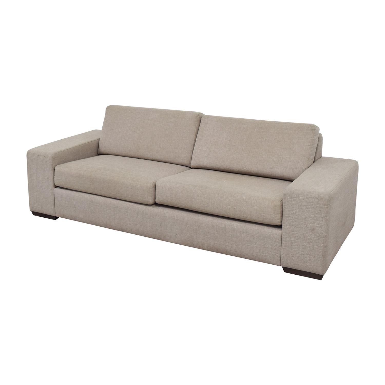 90 off lazzoni lazzoni bikom grey modular sofa sofas. Black Bedroom Furniture Sets. Home Design Ideas