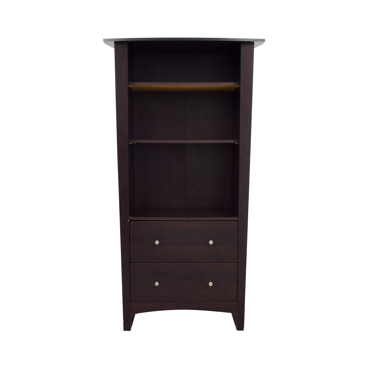 buy Bookcase with Two Drawers online